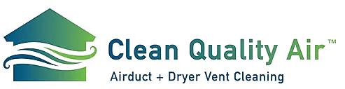 Clean Quality Air full Logo
